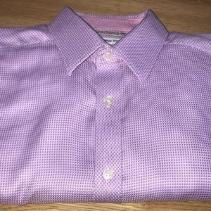 Ted Baker Endurance Button Up Dress Shirt
